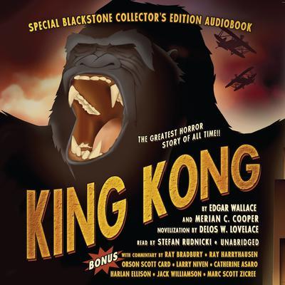 King Kong Audiobook, by Delos W. Lovelace