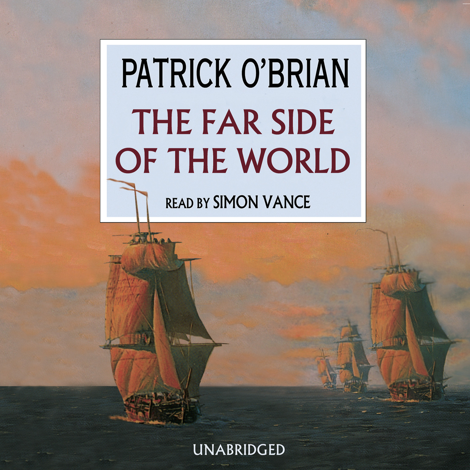 Printable The Far Side of the World Audiobook Cover Art