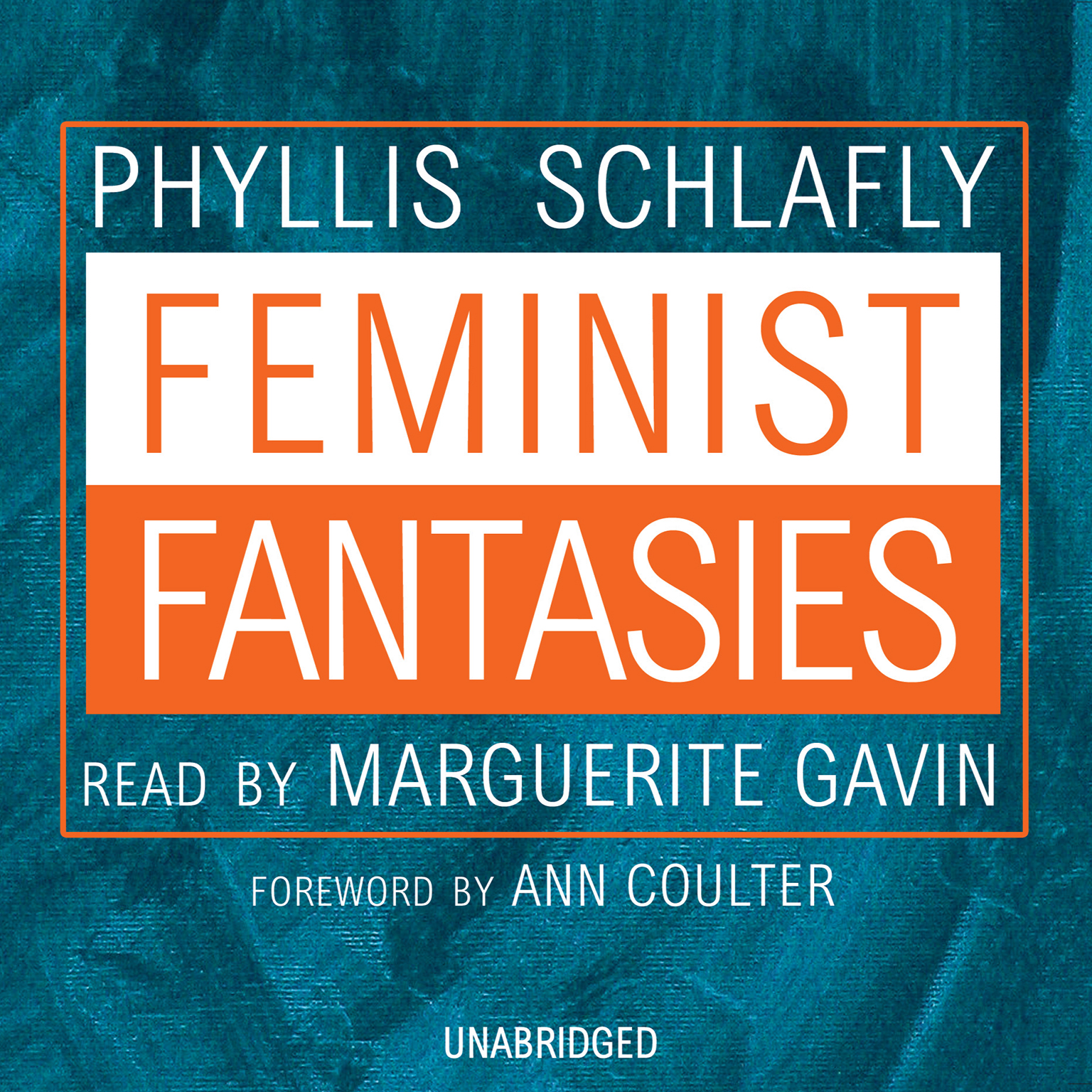 Printable Feminist Fantasies Audiobook Cover Art