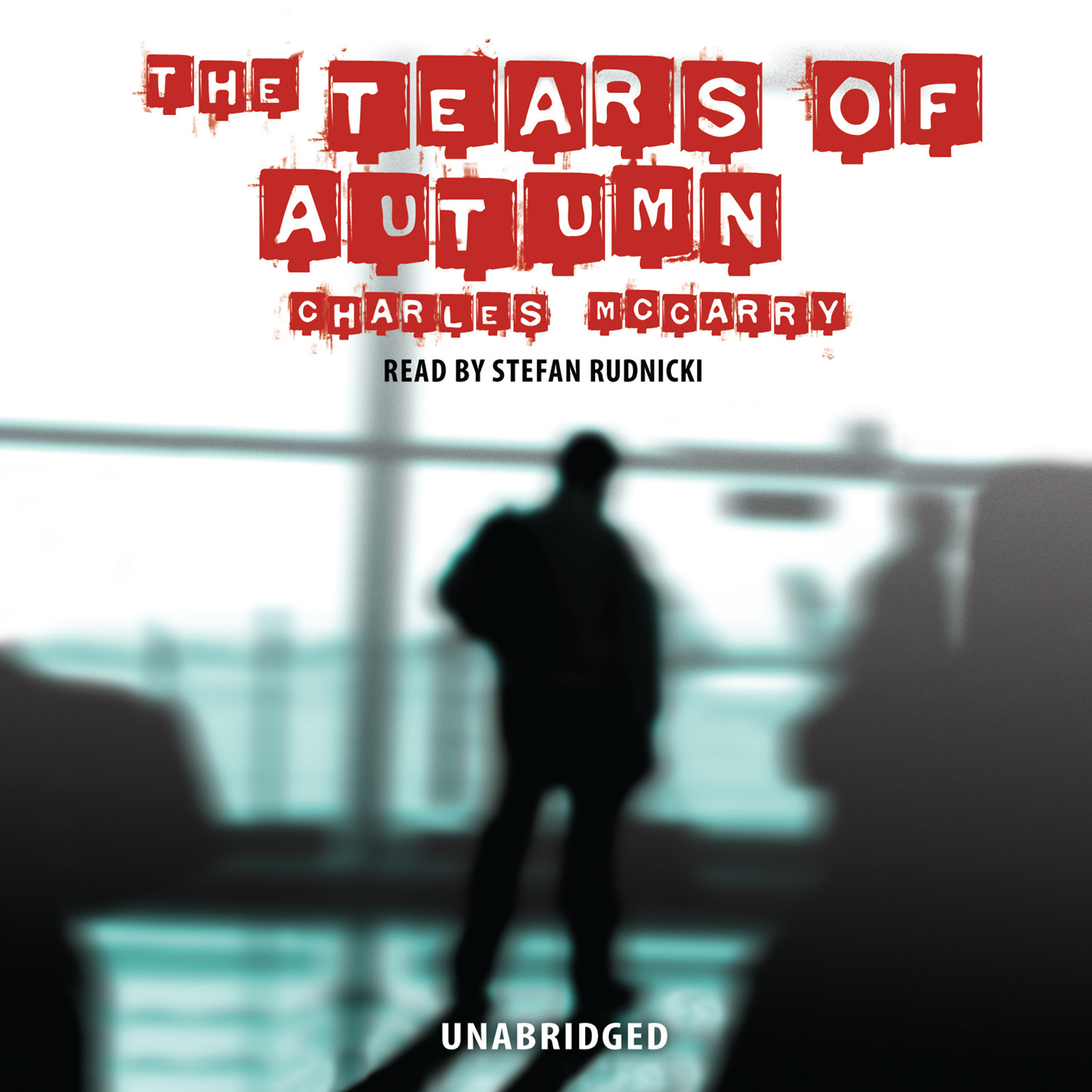 Printable The Tears of Autumn Audiobook Cover Art