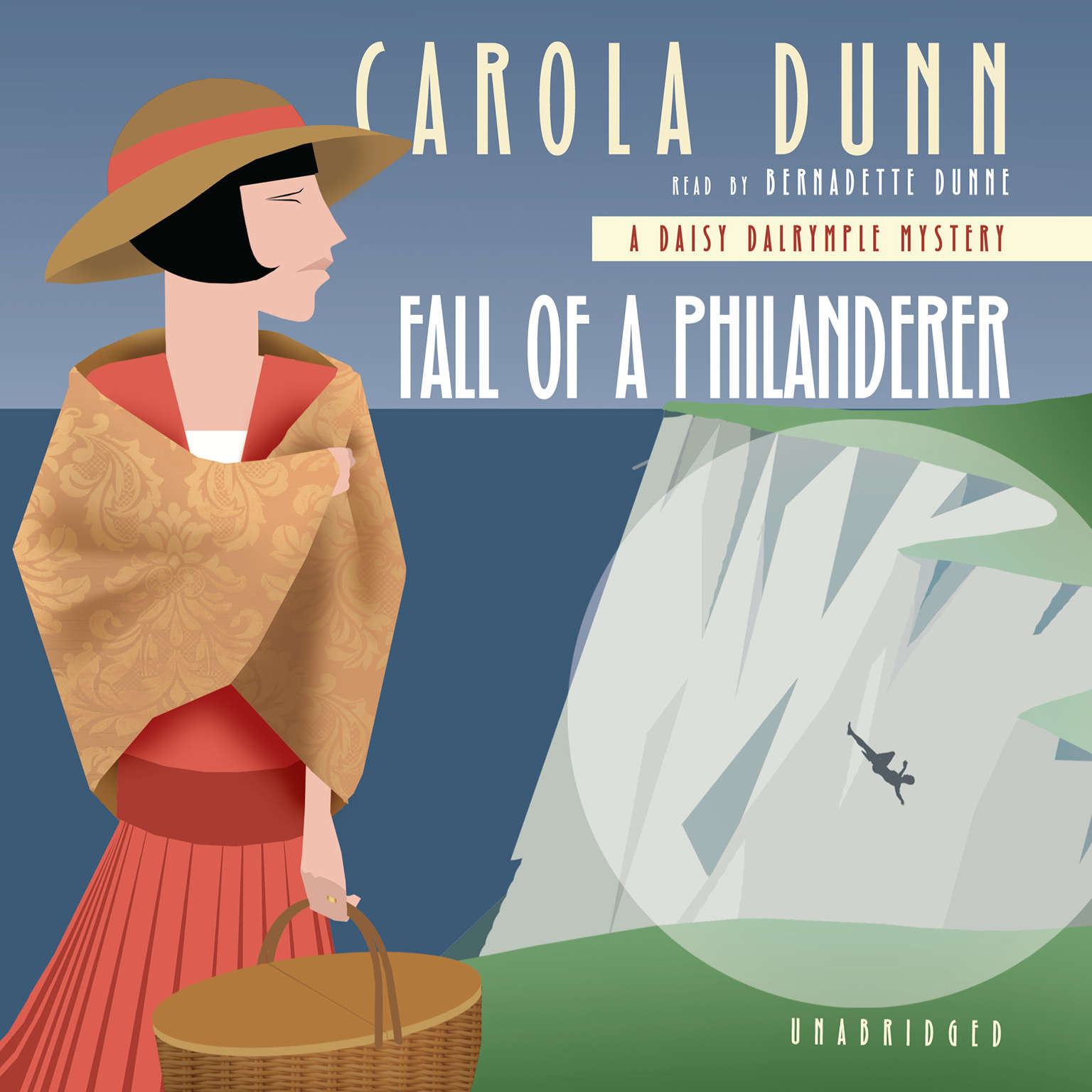 Printable Fall of a Philanderer Audiobook Cover Art
