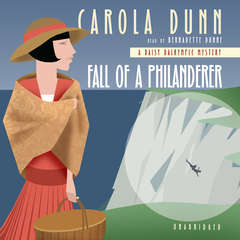 Fall of a Philanderer Audiobook, by Carola Dunn
