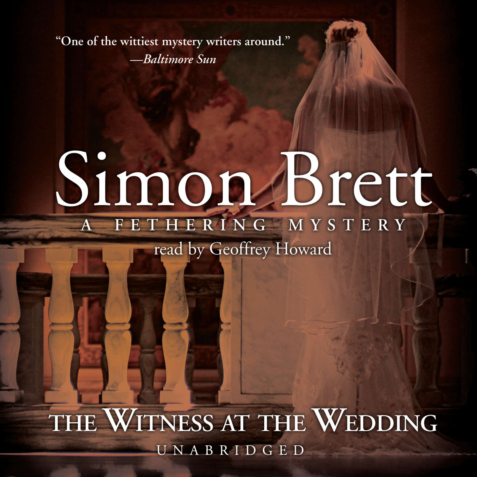 Printable The Witness at the Wedding Audiobook Cover Art