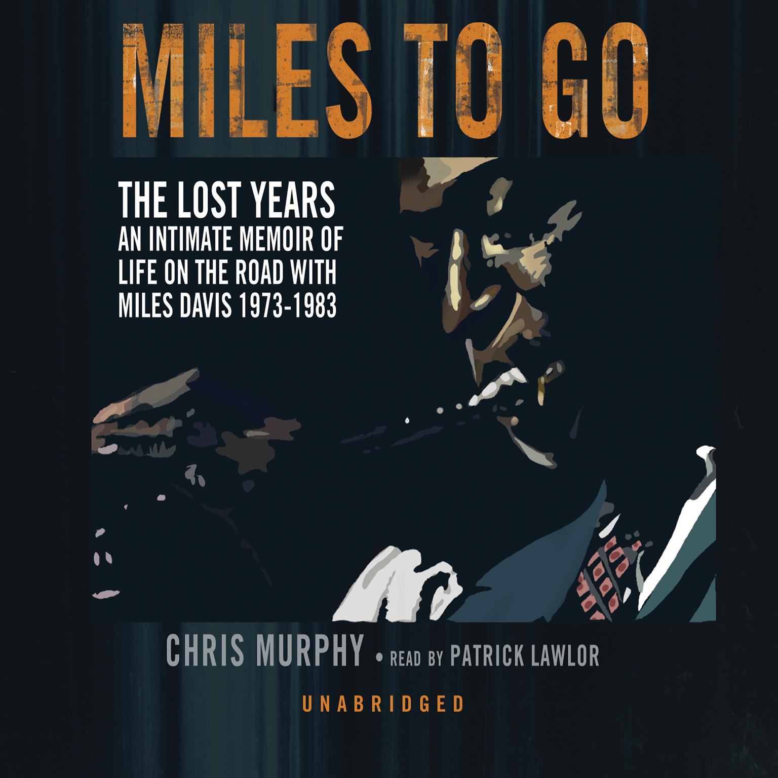 Printable Miles to Go: The Lost Years Audiobook Cover Art