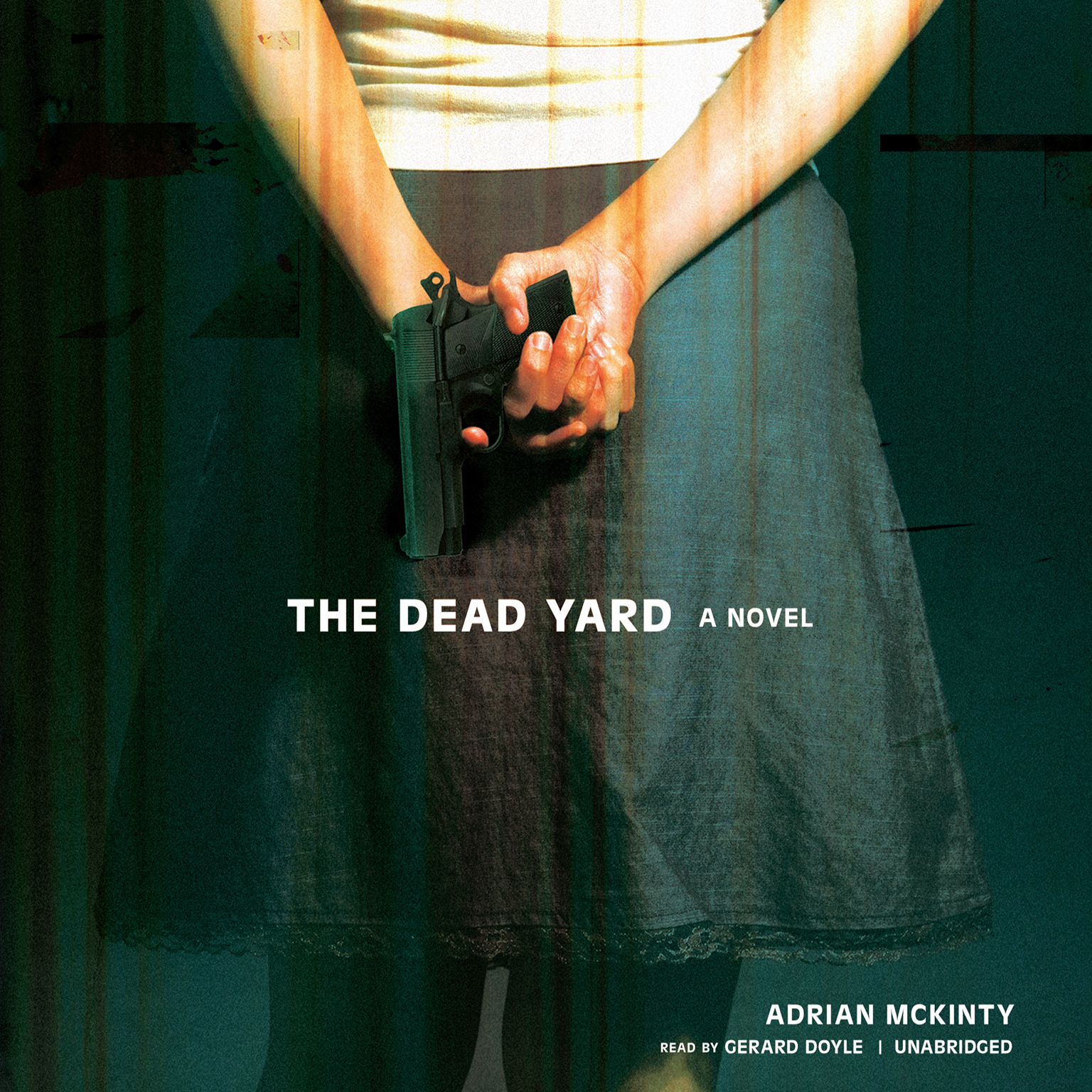 Printable The Dead Yard: A Novel Audiobook Cover Art