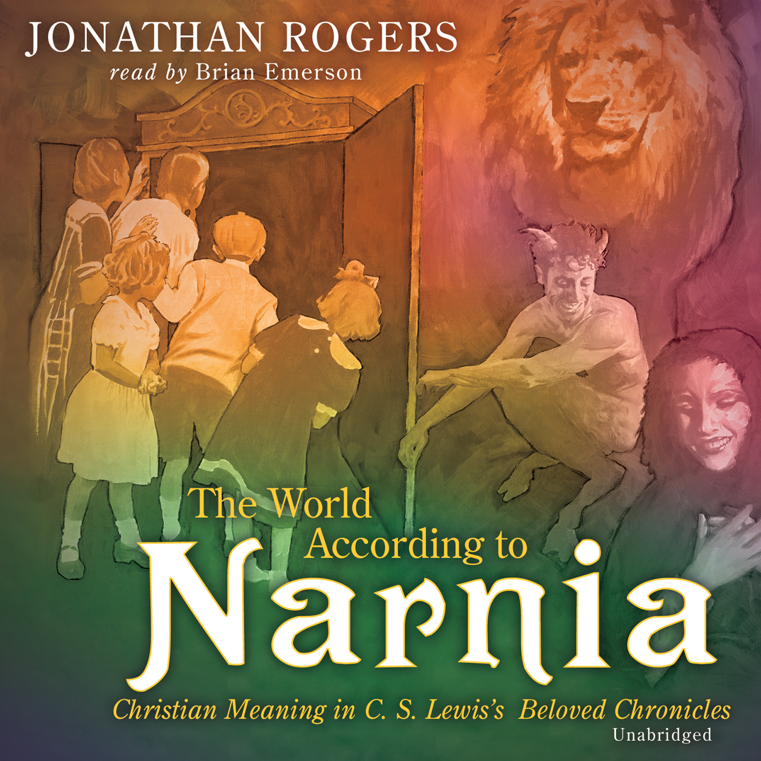 Printable The World According to Narnia: Christian Meanings in C. S. Lewis' Beloved Chronicles Audiobook Cover Art