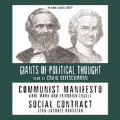 Communist Manifesto and Social Contract, by Ralph Raico