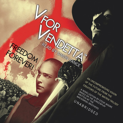 V for Vendetta Audiobook, by Steve Moore