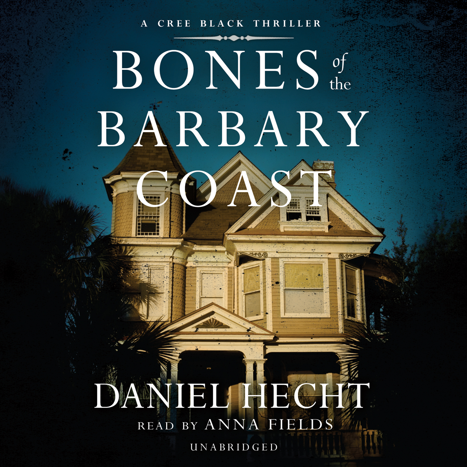 Printable Bones of the Barbary Coast: A Cree Black Novel Audiobook Cover Art