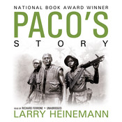 Paco's Story Audiobook, by Larry Heinemann
