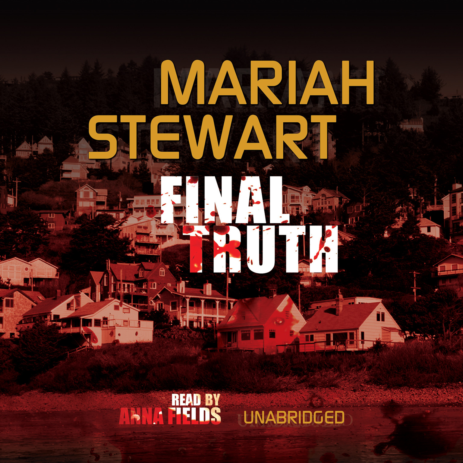 Printable Final Truth Audiobook Cover Art