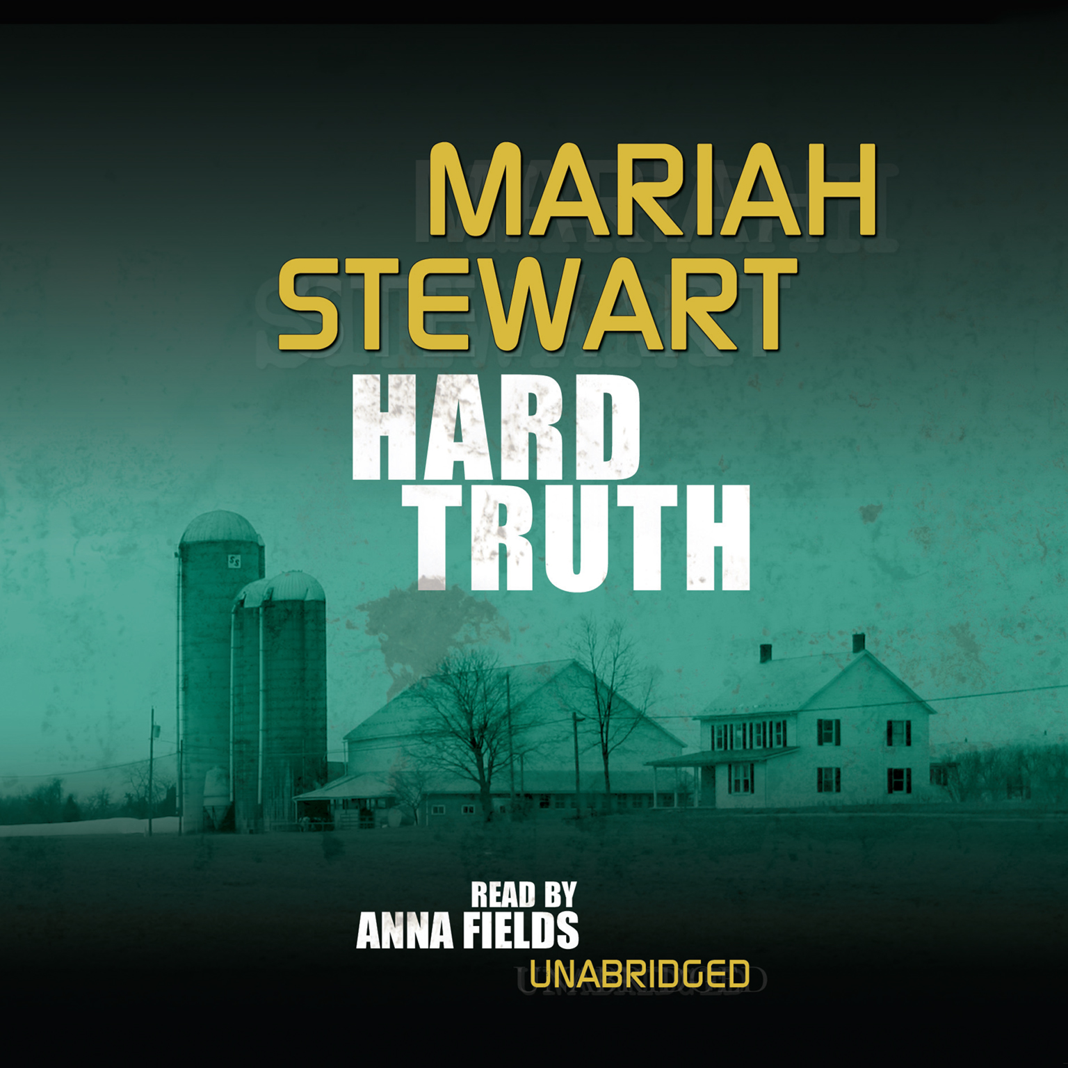 Printable Hard Truth Audiobook Cover Art