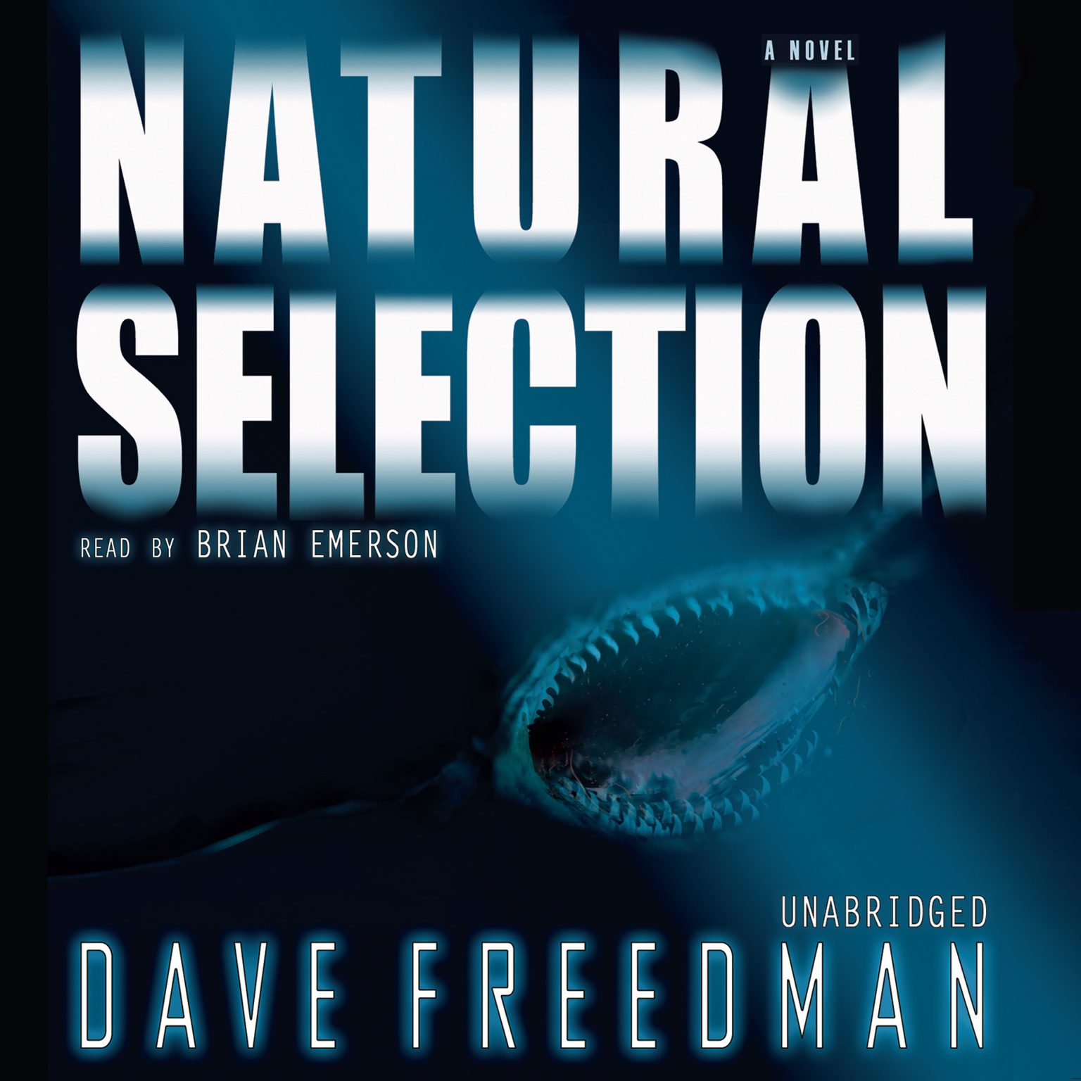 Printable Natural Selection Audiobook Cover Art