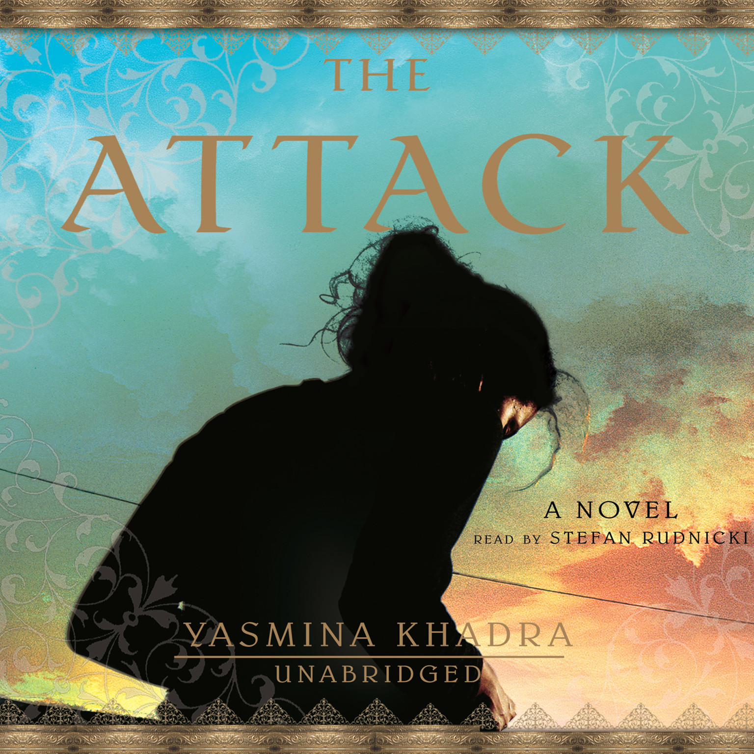 Printable The Attack Audiobook Cover Art