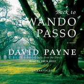 Back to Wando Passo Audiobook, by David Payne