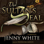 The Sultan's Seal Audiobook, by Jenny White