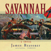 Savannah, by James Reasoner