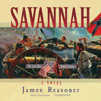 Savannah Audiobook, by James Reasoner
