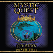 Mystic Quest: Book Two of the Bronze Canticles, by Laura Hickman, Tracy Hickman