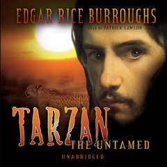 Tarzan the Untamed Audiobook, by Edgar Rice Burroughs