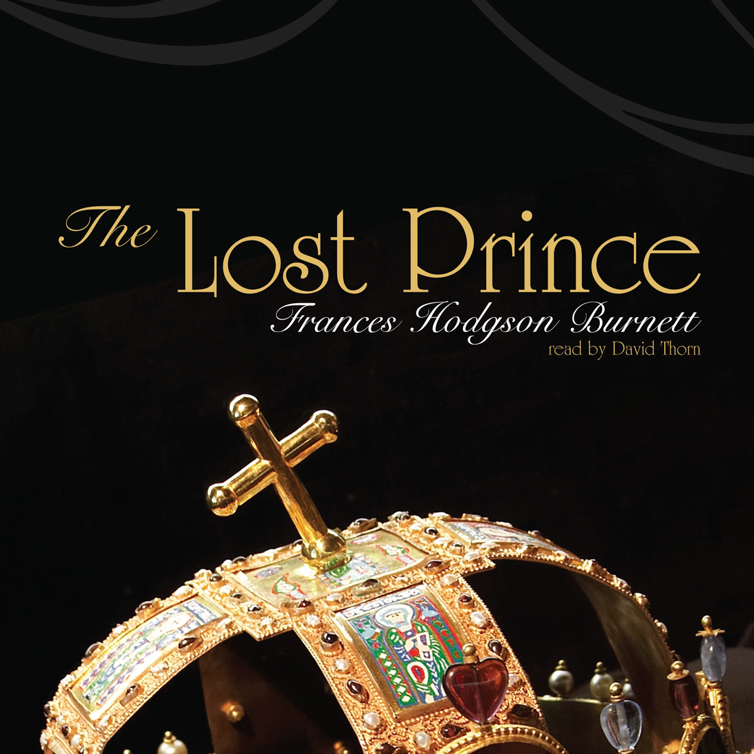 Printable The Lost Prince Audiobook Cover Art