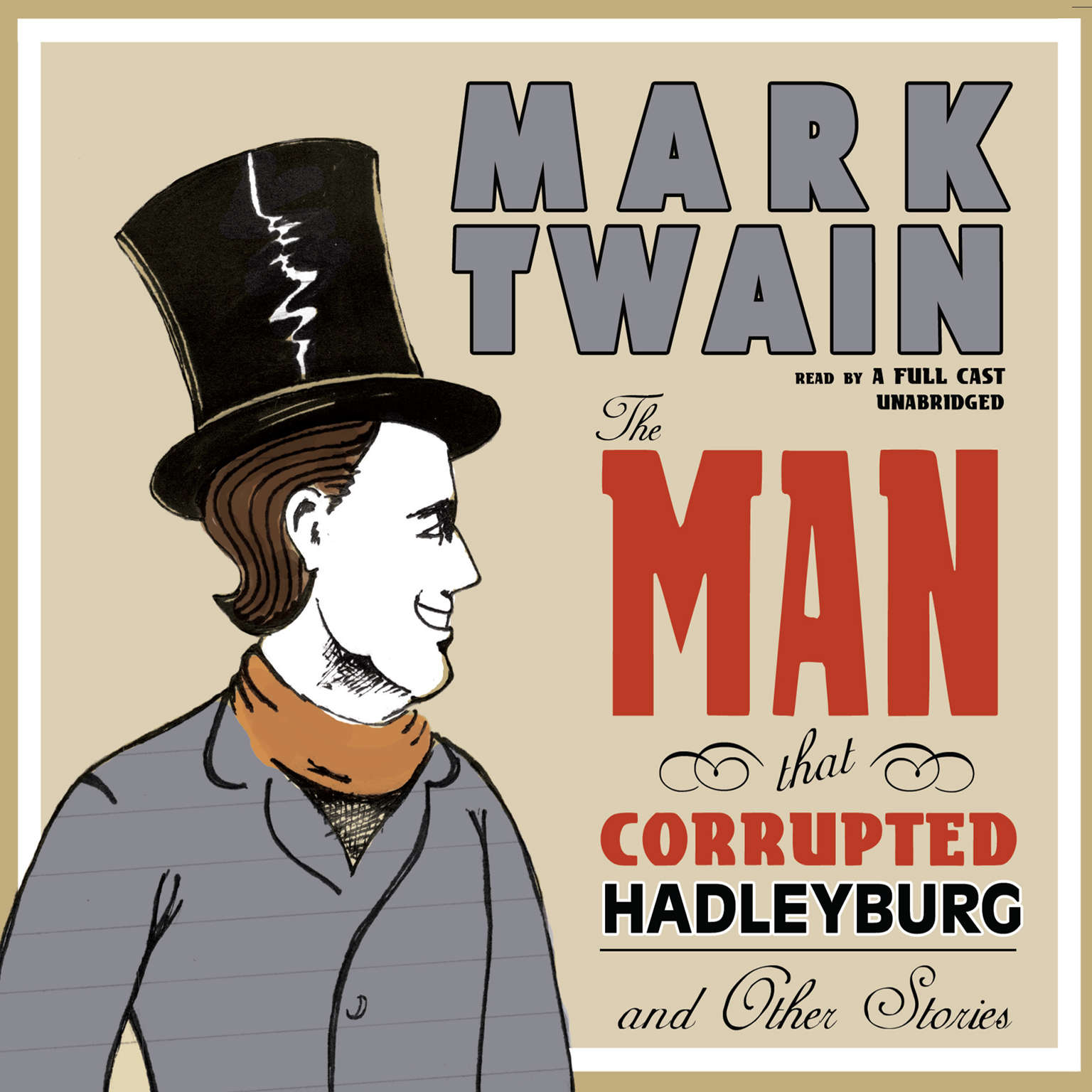 Printable The Man That Corrupted Hadleyburg and Other Stories Audiobook Cover Art