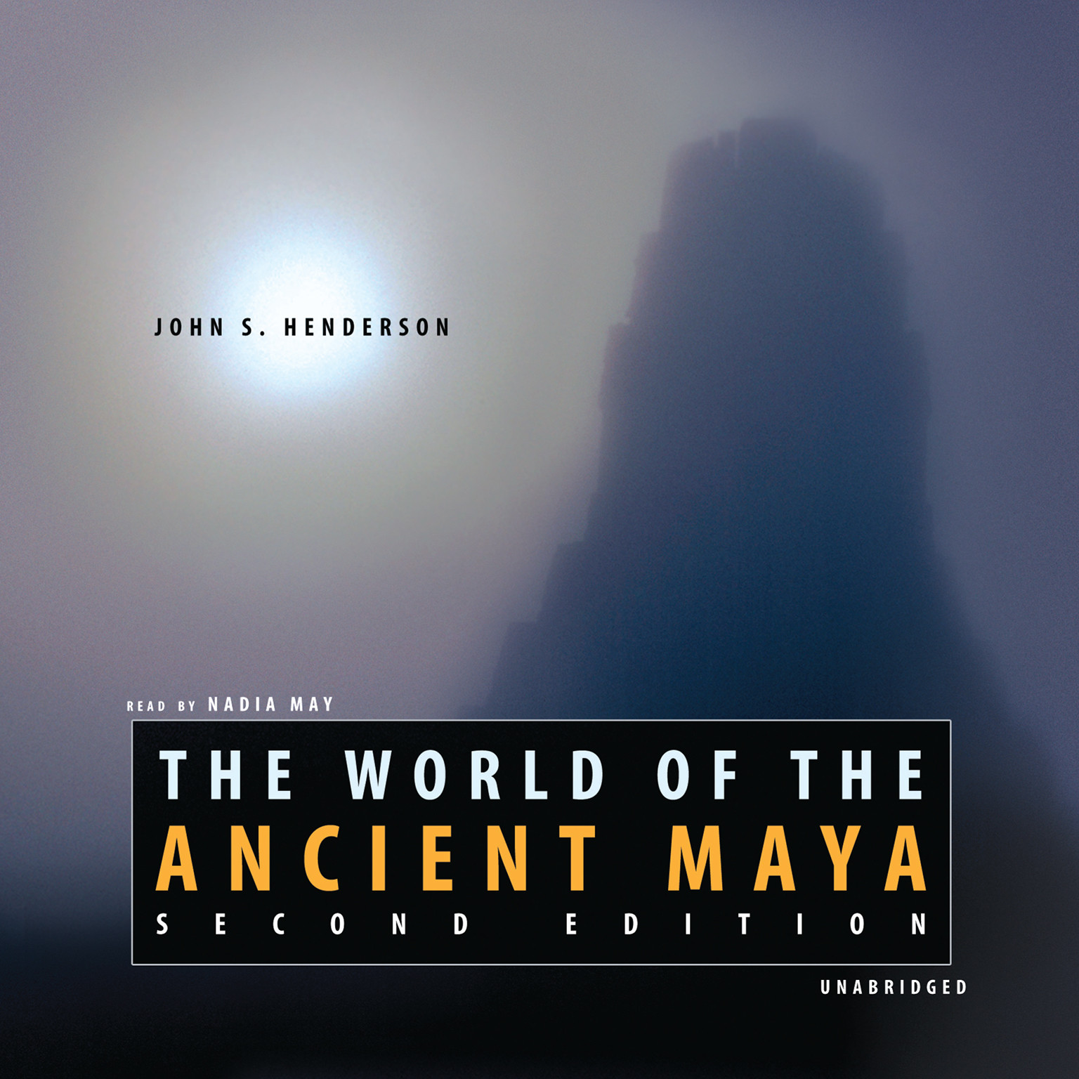 Printable The World of the Ancient Maya, Second Edition Audiobook Cover Art