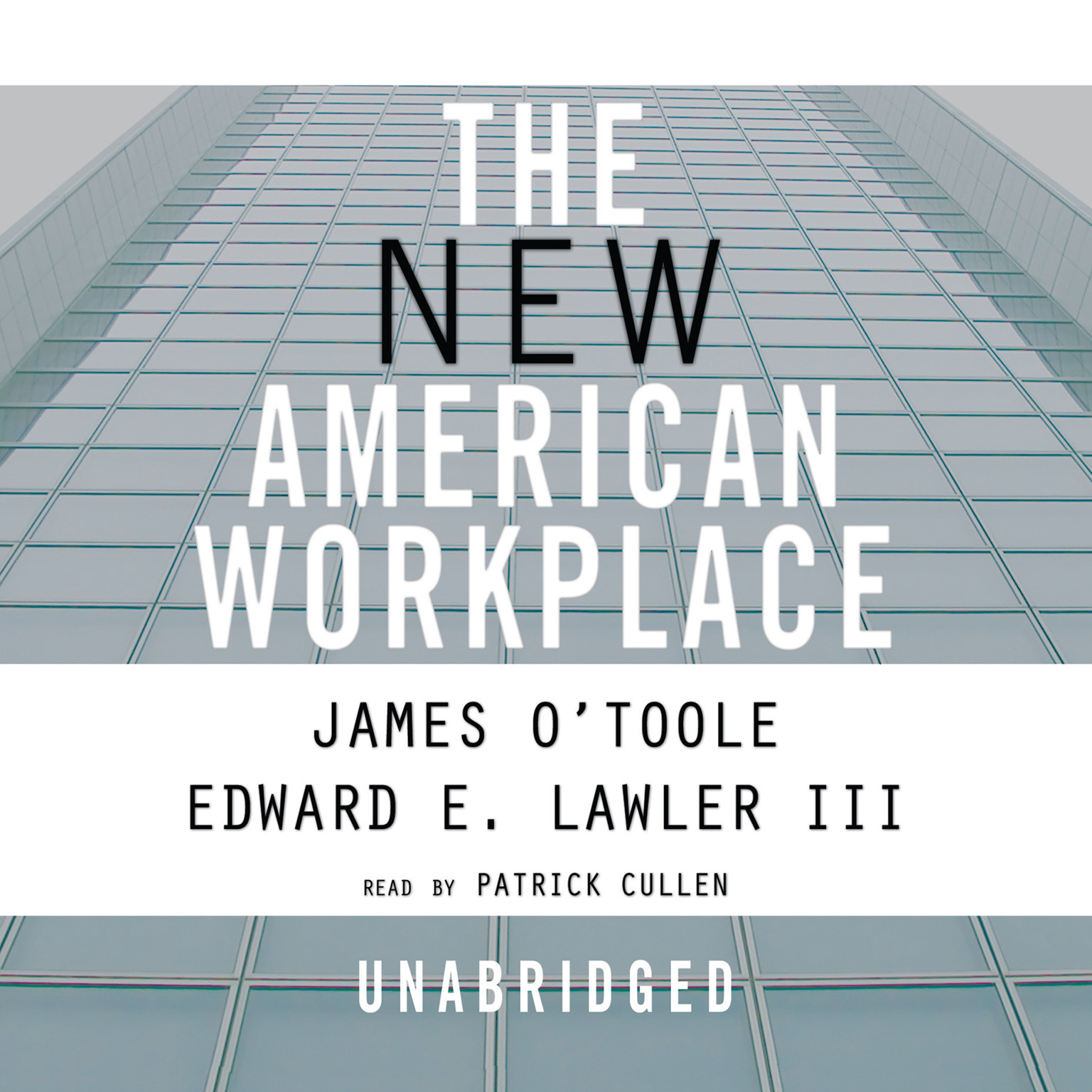 Printable The New American Workplace Audiobook Cover Art