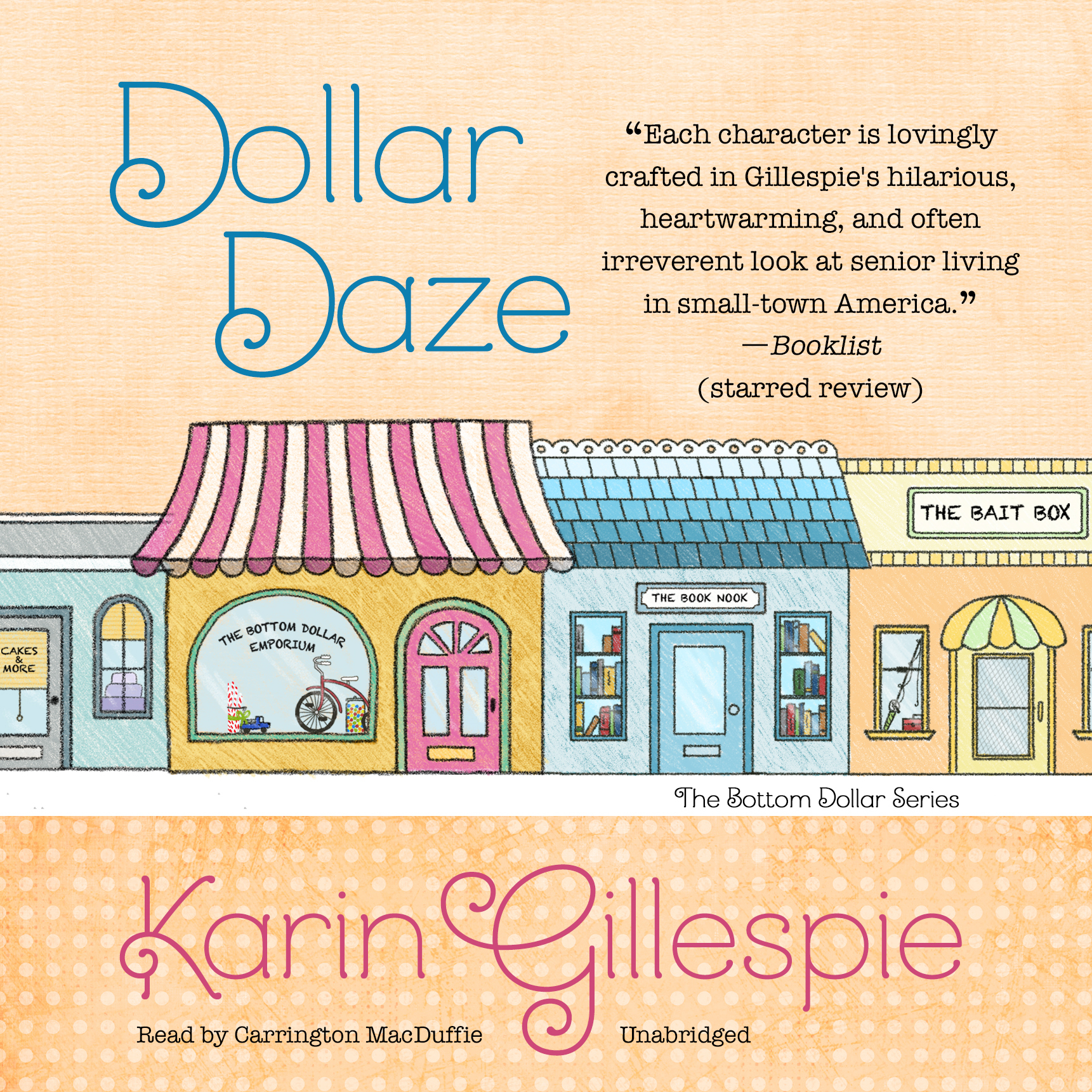 Printable Dollar Daze: The Bottom Dollar Girls in Love Audiobook Cover Art