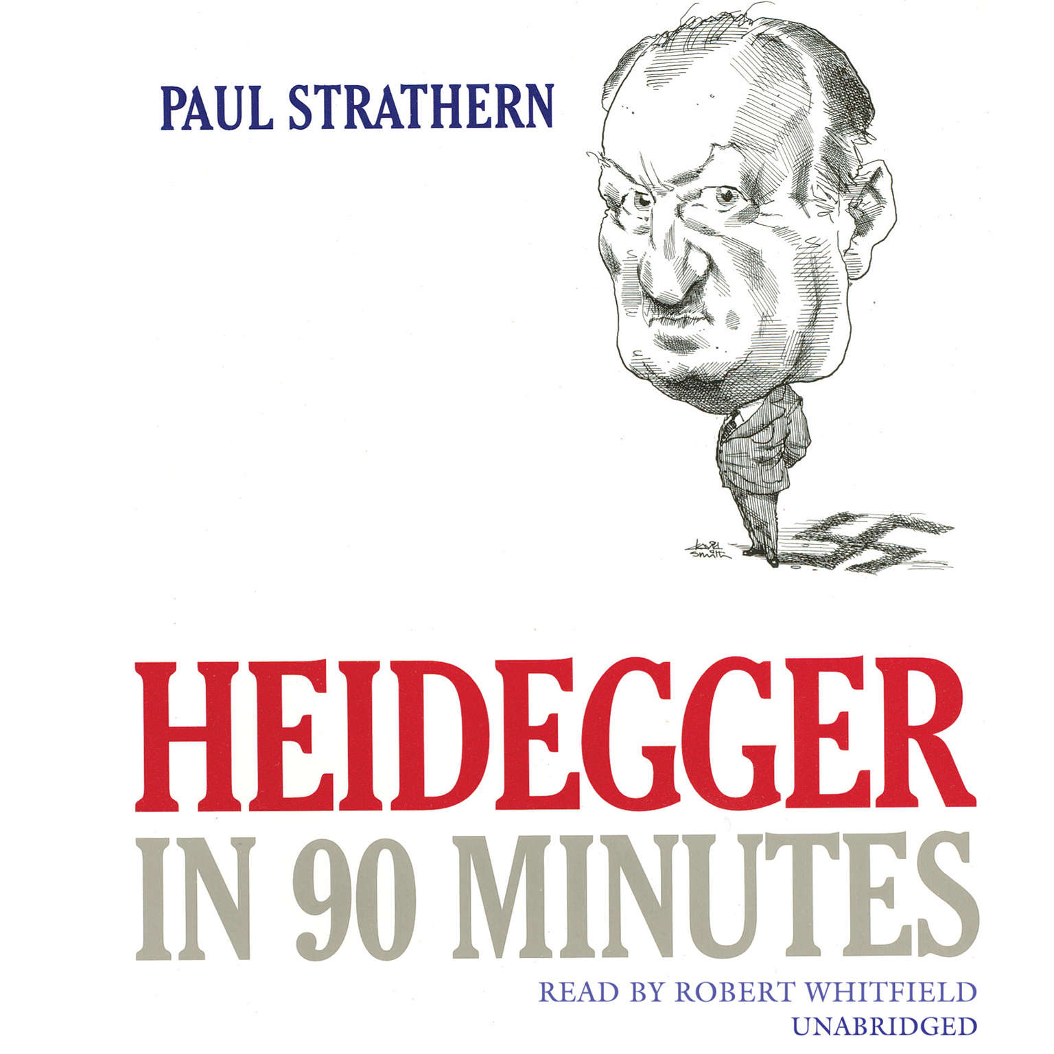 Printable Heidegger in 90 Minutes Audiobook Cover Art