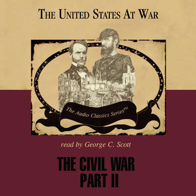 Printable The Civil War, Part 2 Audiobook Cover Art