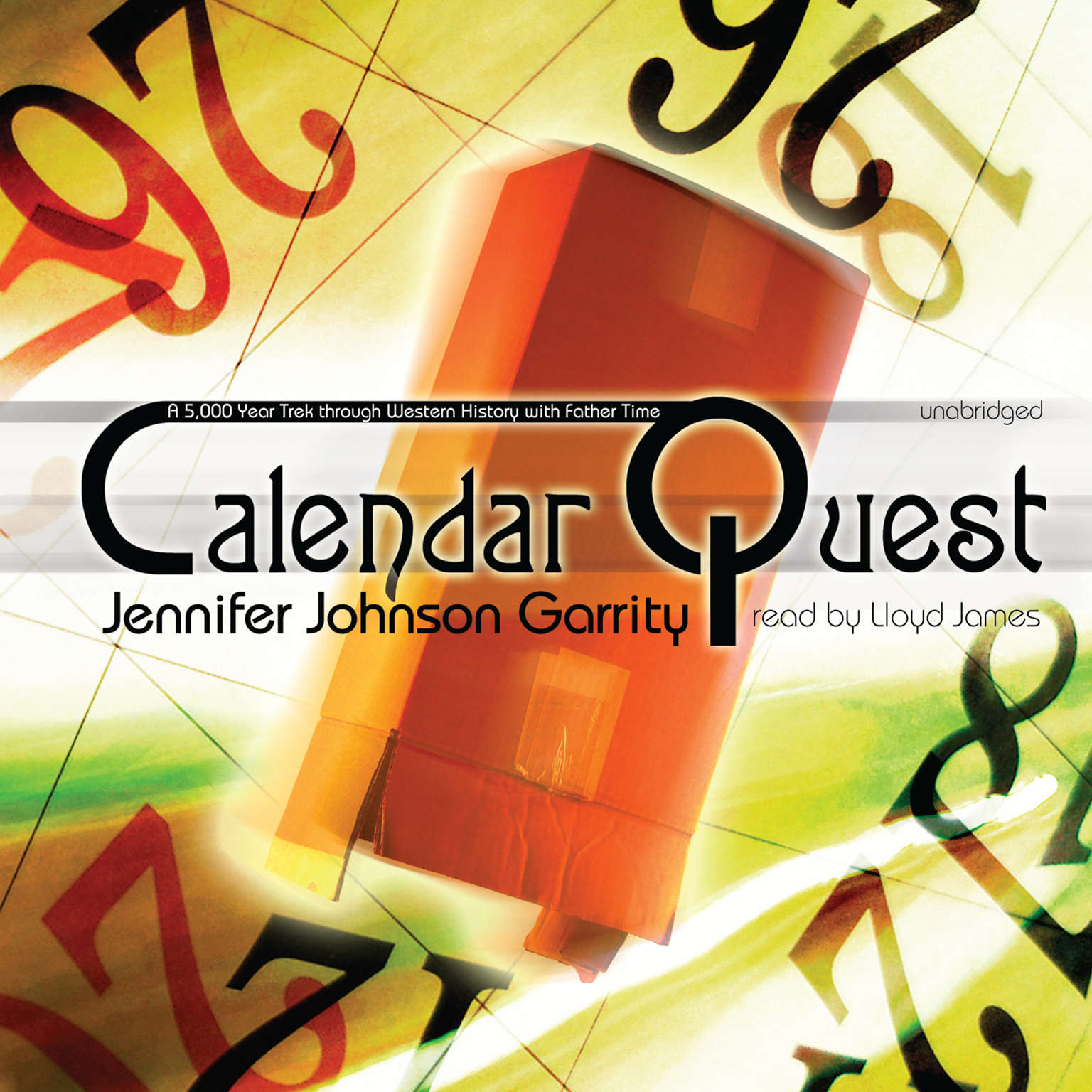 Printable Calendar Quest: A 5,000 Year Trek through Western History with Father Time Audiobook Cover Art