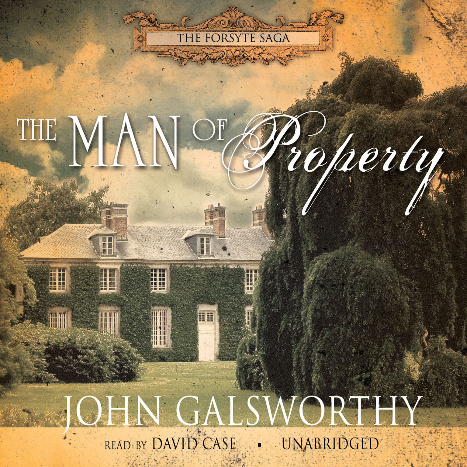 The Man of Property Audiobook, by John Galsworthy