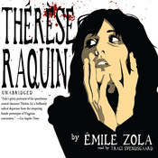 Thérèse Raquin Audiobook, by Émile Zola