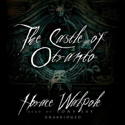 Printable The Castle of Otranto Audiobook Cover Art
