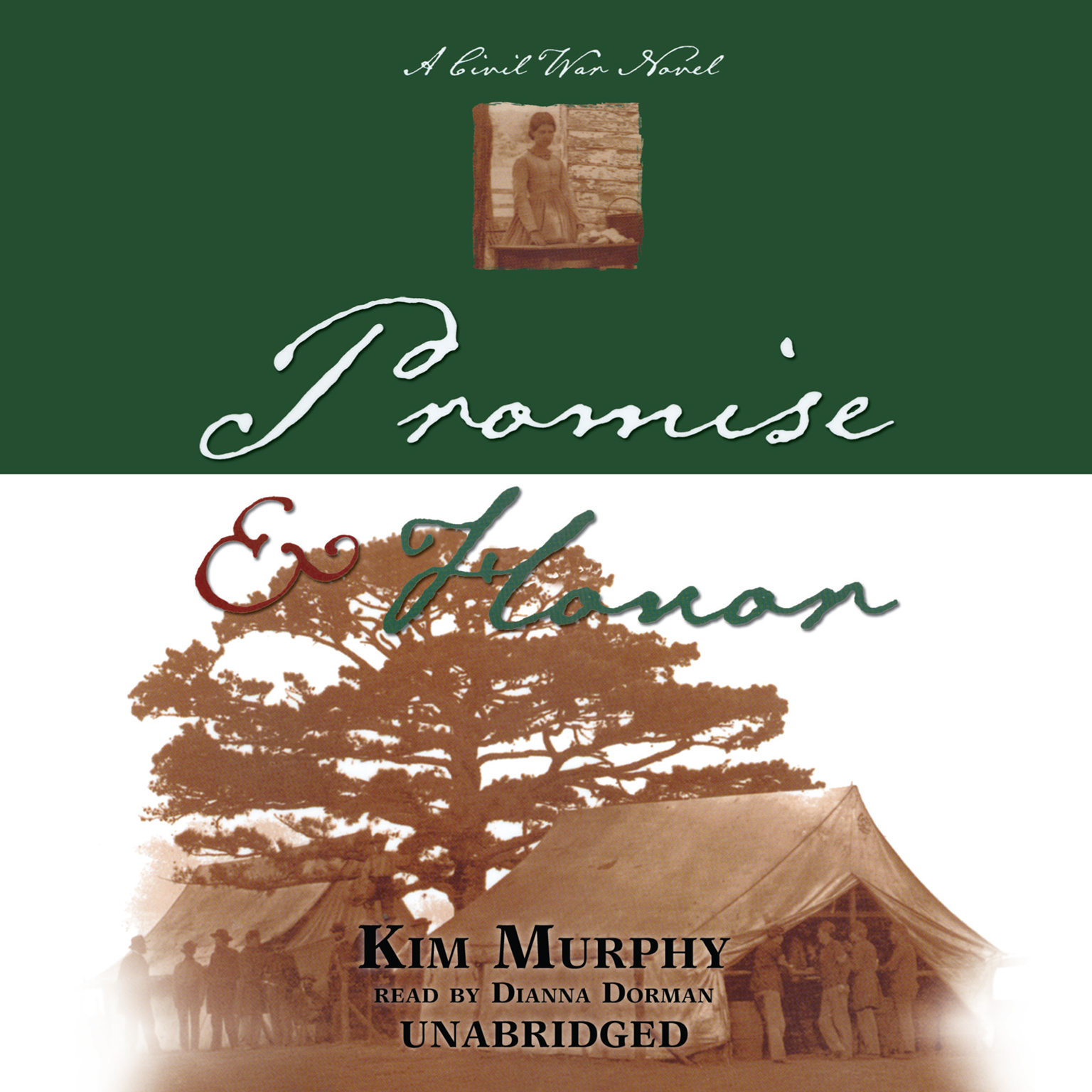 Printable Promise & Honor Audiobook Cover Art