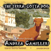 The Terra-Cotta Dog: An Inspector Montalbano Mystery Audiobook, by Andrea Camilleri