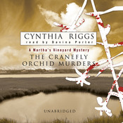 The Cranefly Orchid Murders: A Martha's Vineyard Mystery Audiobook, by Cynthia Riggs
