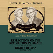 Reflections on the Revolution in France and Rights of Man, by Wendy McElroy, George H. Smith