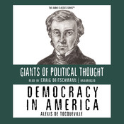 Democracy in America Audiobook, by Ralph Raico, Wendy McElroy