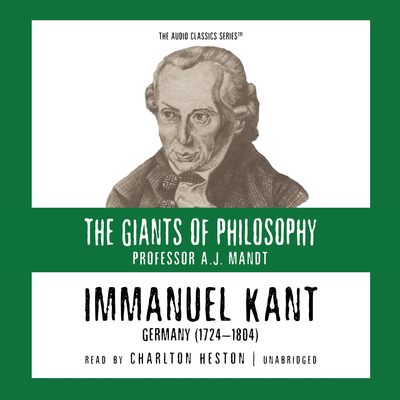 Immanuel Kant Audiobook, by A. J. Mandt