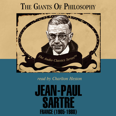 Jean-Paul Sartre Audiobook, by John Compton