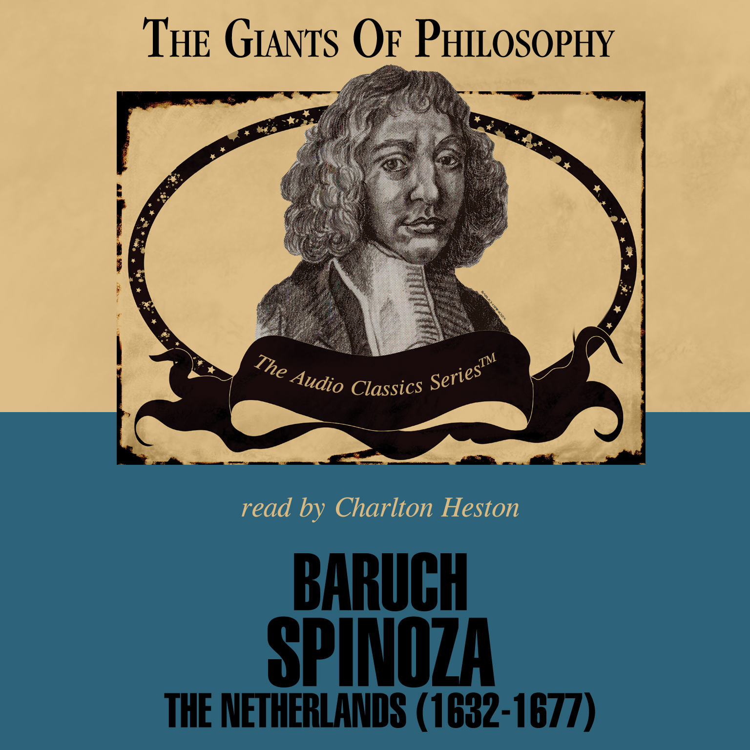 Printable Baruch Spinoza: The Netherlands (1632–1677) Audiobook Cover Art