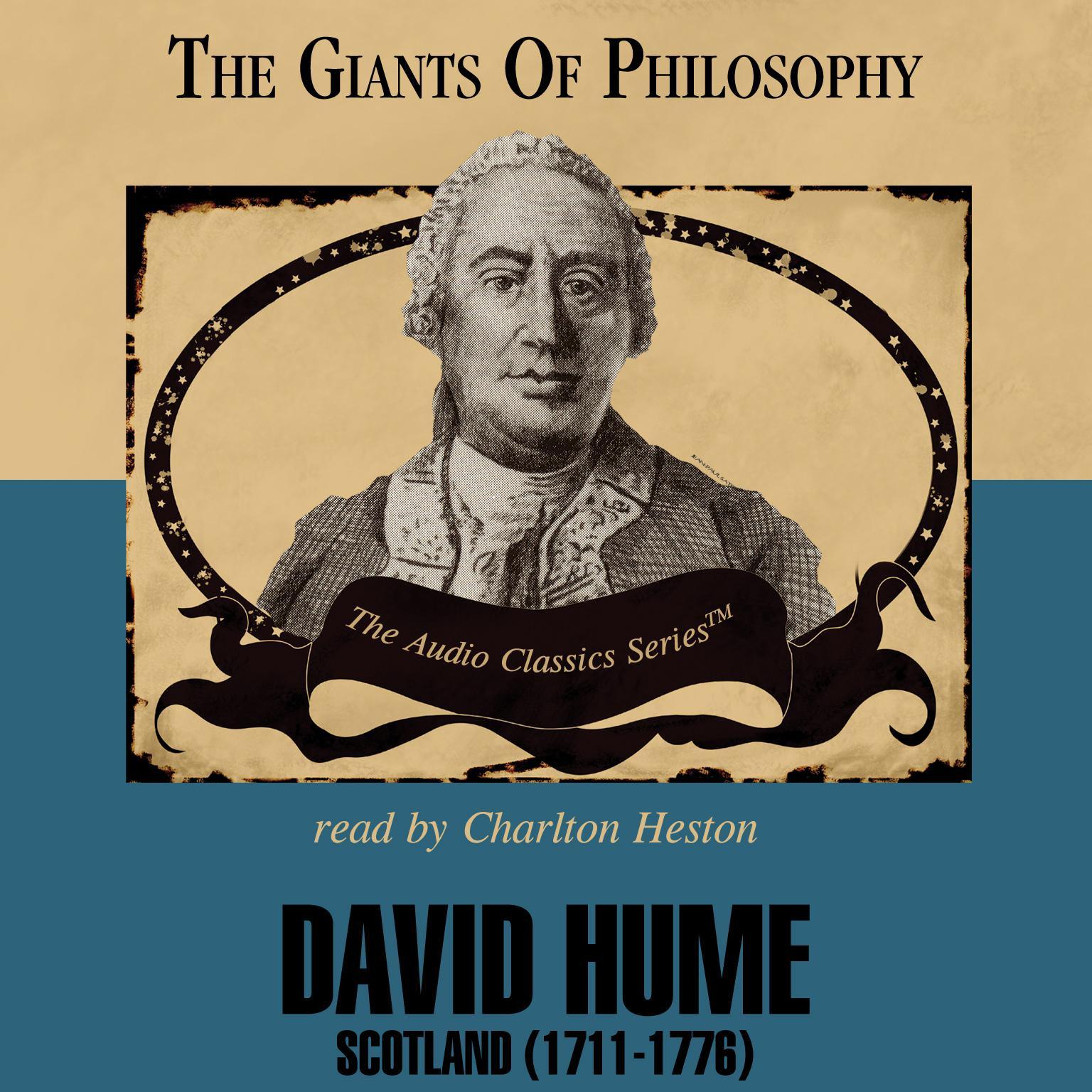 Printable David Hume: Scotland (1711-1776) Audiobook Cover Art