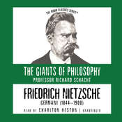 Friedrich Nietzsche: Germany (1844–1900), by Richard Schacht