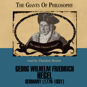 Georg Wilhelm Friedrich Hegel Audiobook, by John E. Smith