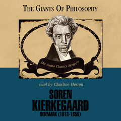 Søren Kierkegaard: Denmark (1813–1855) Audiobook, by George Connell