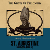 St. Augustine: Rome (354–430 AD) Audiobook, by R. J. O'Connell