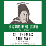 St. Thomas Aquinas, by Kenneth L. Schmitz