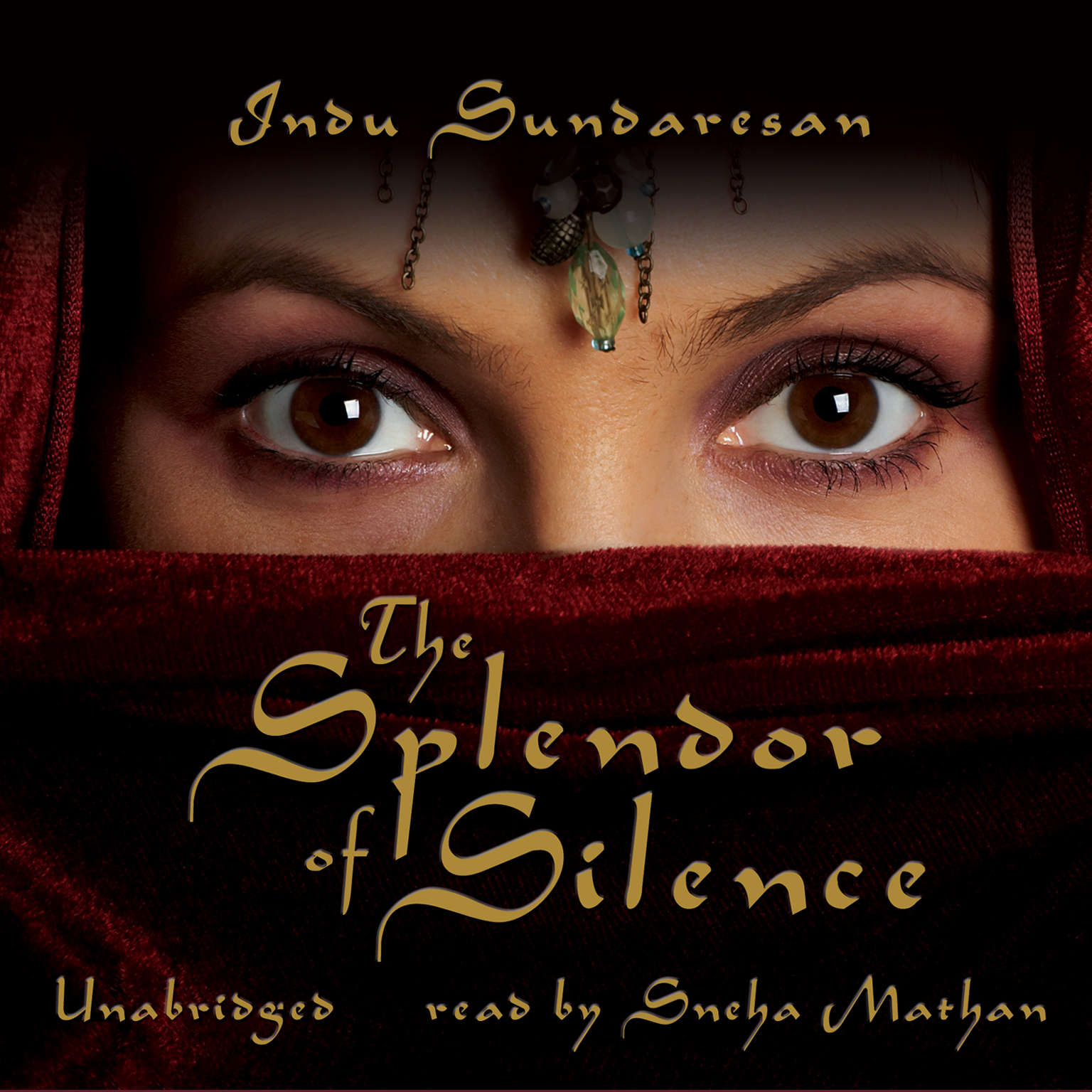 Printable The Splendor of Silence Audiobook Cover Art